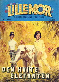 Cover Thumbnail for Lillemor (Serieforlaget / Se-Bladene / Stabenfeldt, 1969 series) #1/1976
