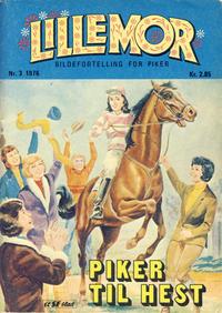 Cover Thumbnail for Lillemor (Serieforlaget / Se-Bladene / Stabenfeldt, 1969 series) #3/1976