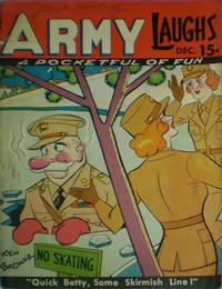 Cover Thumbnail for Army Laughs (Prize, 1941 series) #v3#9