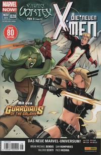 Cover Thumbnail for Die neuen X-Men (Panini Deutschland, 2013 series) #28