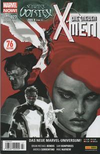 Cover Thumbnail for Die neuen X-Men (Panini Deutschland, 2013 series) #27
