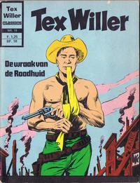 Cover Thumbnail for Tex Willer Classics (Classics/Williams, 1971 series) #19