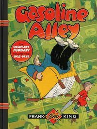 Cover Thumbnail for Gasoline Alley: The Complete Sundays (Dark Horse, 2014 series) #2 - 1923-1925