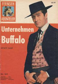 Cover Thumbnail for Fernseh Abenteuer (Tessloff, 1960 series) #169
