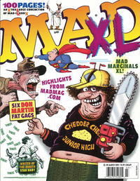 Cover Thumbnail for Mad XL (EC, 2000 series) #8