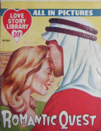 Cover Thumbnail for Love Story Picture Library (IPC, 1952 series) #186