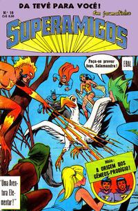 Cover Thumbnail for Superamigos em formatinho (Editora Brasil-América [EBAL], 1978 series) #10
