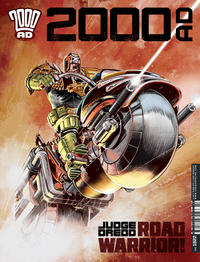 Cover Thumbnail for 2000 AD (Rebellion, 2001 series) #1922