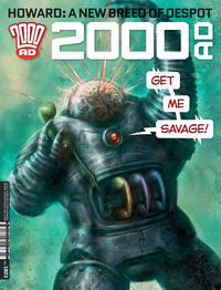 Cover Thumbnail for 2000 AD (Rebellion, 2001 series) #1923
