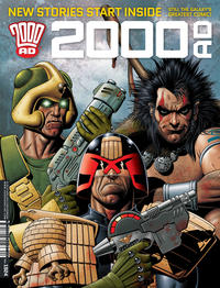 Cover Thumbnail for 2000 AD (Rebellion, 2001 series) #1924