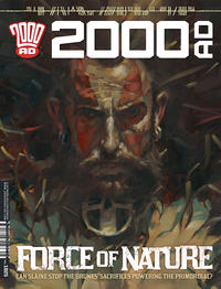 Cover Thumbnail for 2000 AD (Rebellion, 2001 series) #1925