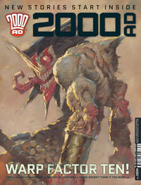 Cover Thumbnail for 2000 AD (Rebellion, 2001 series) #1934