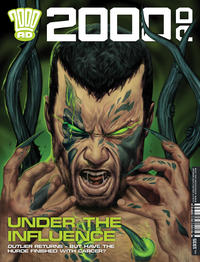Cover Thumbnail for 2000 AD (Rebellion, 2001 series) #1935