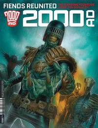 Cover Thumbnail for 2000 AD (Rebellion, 2001 series) #1915