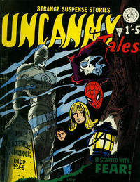 Cover Thumbnail for Uncanny Tales (Alan Class, 1963 series) #76