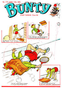 Cover Thumbnail for Bunty (D.C. Thomson, 1958 series) #170