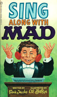 Cover Thumbnail for Sing Along With Mad (New American Library, 1970 series) #P4425