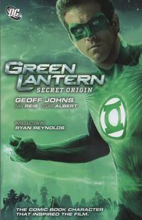 Cover Thumbnail for Green Lantern: Secret Origin (New Edition) (DC, 2011 series)