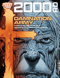 Cover Thumbnail for 2000 AD (Rebellion, 2001 series) #1936