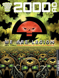 Cover Thumbnail for 2000 AD (Rebellion, 2001 series) #1937