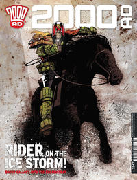 Cover Thumbnail for 2000 AD (Rebellion, 2001 series) #1947