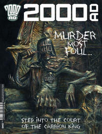 Cover for 2000 AD (Rebellion, 2001 series) #1949