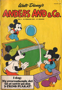 Cover Thumbnail for Anders And & Co. (Egmont, 1949 series) #9/1975