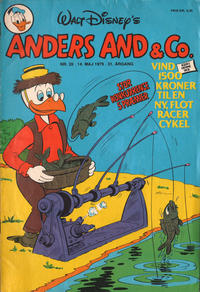 Cover Thumbnail for Anders And & Co. (Egmont, 1949 series) #20/1979