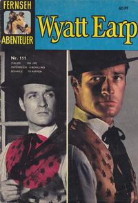 Cover Thumbnail for Fernseh Abenteuer (Tessloff, 1960 series) #111