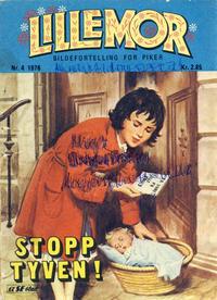 Cover Thumbnail for Lillemor (Serieforlaget / Se-Bladene / Stabenfeldt, 1969 series) #4/1976