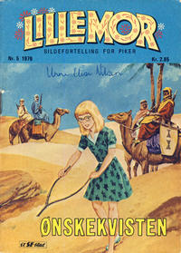 Cover Thumbnail for Lillemor (Serieforlaget / Se-Bladene / Stabenfeldt, 1969 series) #5/1976
