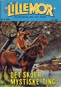 Cover Thumbnail for Lillemor (Serieforlaget / Se-Bladene / Stabenfeldt, 1969 series) #6/1976