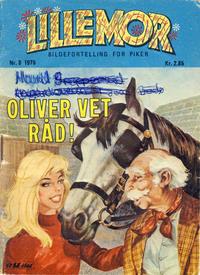 Cover Thumbnail for Lillemor (Serieforlaget / Se-Bladene / Stabenfeldt, 1969 series) #8/1976