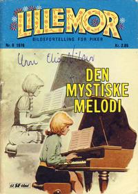 Cover Thumbnail for Lillemor (Serieforlaget / Se-Bladene / Stabenfeldt, 1969 series) #9/1976