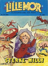 Cover Thumbnail for Lillemor (Serieforlaget / Se-Bladene / Stabenfeldt, 1969 series) #10/1976