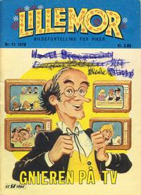 Cover Thumbnail for Lillemor (Serieforlaget / Se-Bladene / Stabenfeldt, 1969 series) #11/1976
