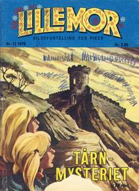 Cover Thumbnail for Lillemor (Serieforlaget / Se-Bladene / Stabenfeldt, 1969 series) #12/1976