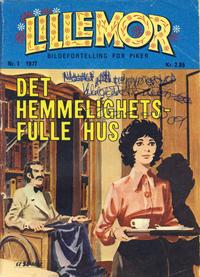 Cover Thumbnail for Lillemor (Serieforlaget / Se-Bladene / Stabenfeldt, 1969 series) #1/1977
