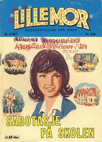 Cover Thumbnail for Lillemor (Serieforlaget / Se-Bladene / Stabenfeldt, 1969 series) #3/1977