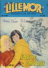 Cover Thumbnail for Lillemor (Serieforlaget / Se-Bladene / Stabenfeldt, 1969 series) #4/1977