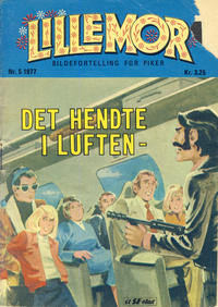 Cover Thumbnail for Lillemor (Serieforlaget / Se-Bladene / Stabenfeldt, 1969 series) #5/1977