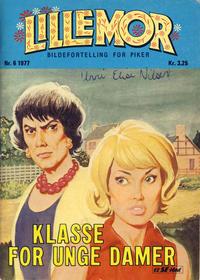 Cover Thumbnail for Lillemor (Serieforlaget / Se-Bladene / Stabenfeldt, 1969 series) #6/1977