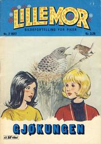 Cover Thumbnail for Lillemor (Serieforlaget / Se-Bladene / Stabenfeldt, 1969 series) #7/1977