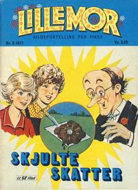 Cover Thumbnail for Lillemor (Serieforlaget / Se-Bladene / Stabenfeldt, 1969 series) #8/1977