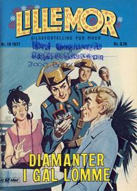 Cover Thumbnail for Lillemor (Serieforlaget / Se-Bladene / Stabenfeldt, 1969 series) #10/1977