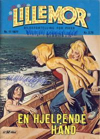 Cover Thumbnail for Lillemor (Serieforlaget / Se-Bladene / Stabenfeldt, 1969 series) #11/1977