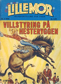 Cover Thumbnail for Lillemor (Serieforlaget / Se-Bladene / Stabenfeldt, 1969 series) #2/1978