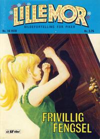 Cover Thumbnail for Lillemor (Serieforlaget / Se-Bladene / Stabenfeldt, 1969 series) #10/1978