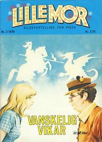 Cover Thumbnail for Lillemor (Serieforlaget / Se-Bladene / Stabenfeldt, 1969 series) #2/1979
