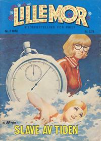 Cover Thumbnail for Lillemor (Serieforlaget / Se-Bladene / Stabenfeldt, 1969 series) #7/1979